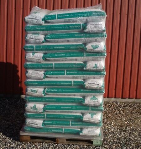 Agrol Træpiller 8mm Svenske