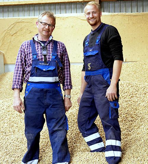 Sørensen Biobrændsel Per Sørensen og Mads Sørensen