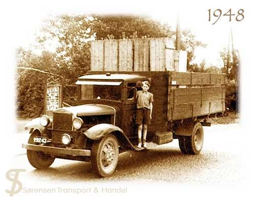 Vognmands kørsel siden 1946