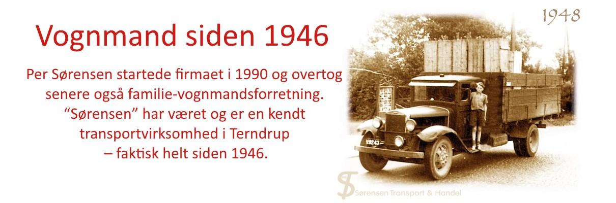 Vognmand siden 1946